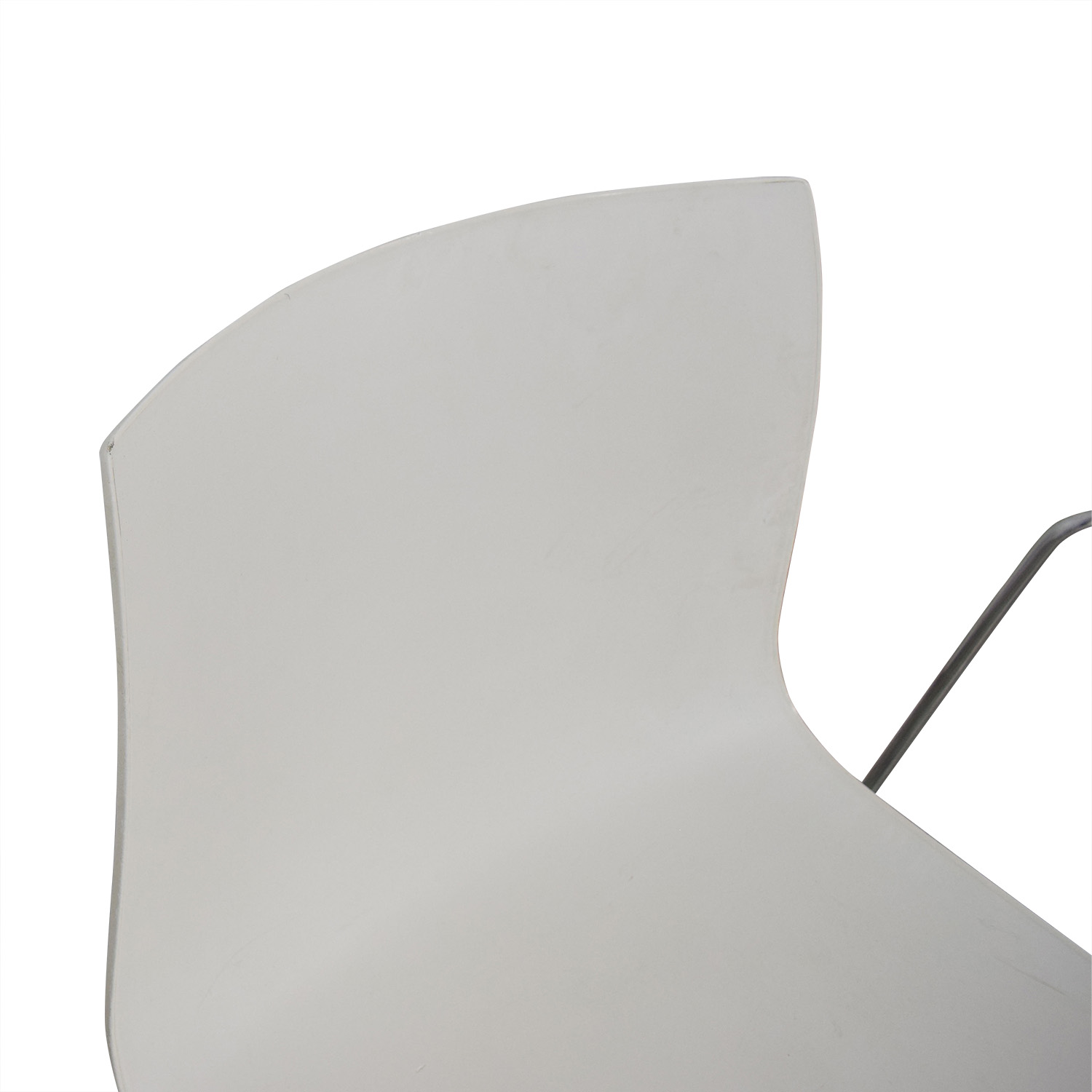 "Arper Arper ""Catifa 46"" Chairs White"