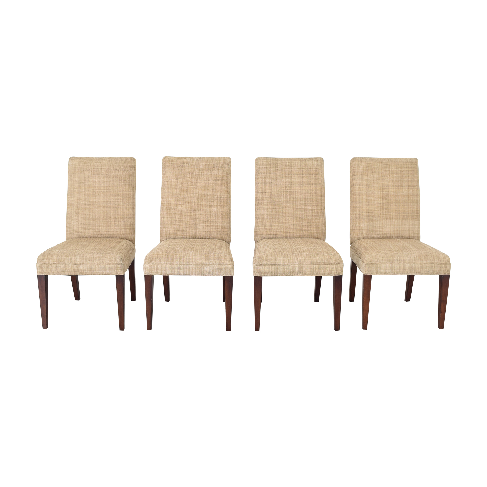 shop Hickory White Hickory White American Home Parsons Side Chairs online
