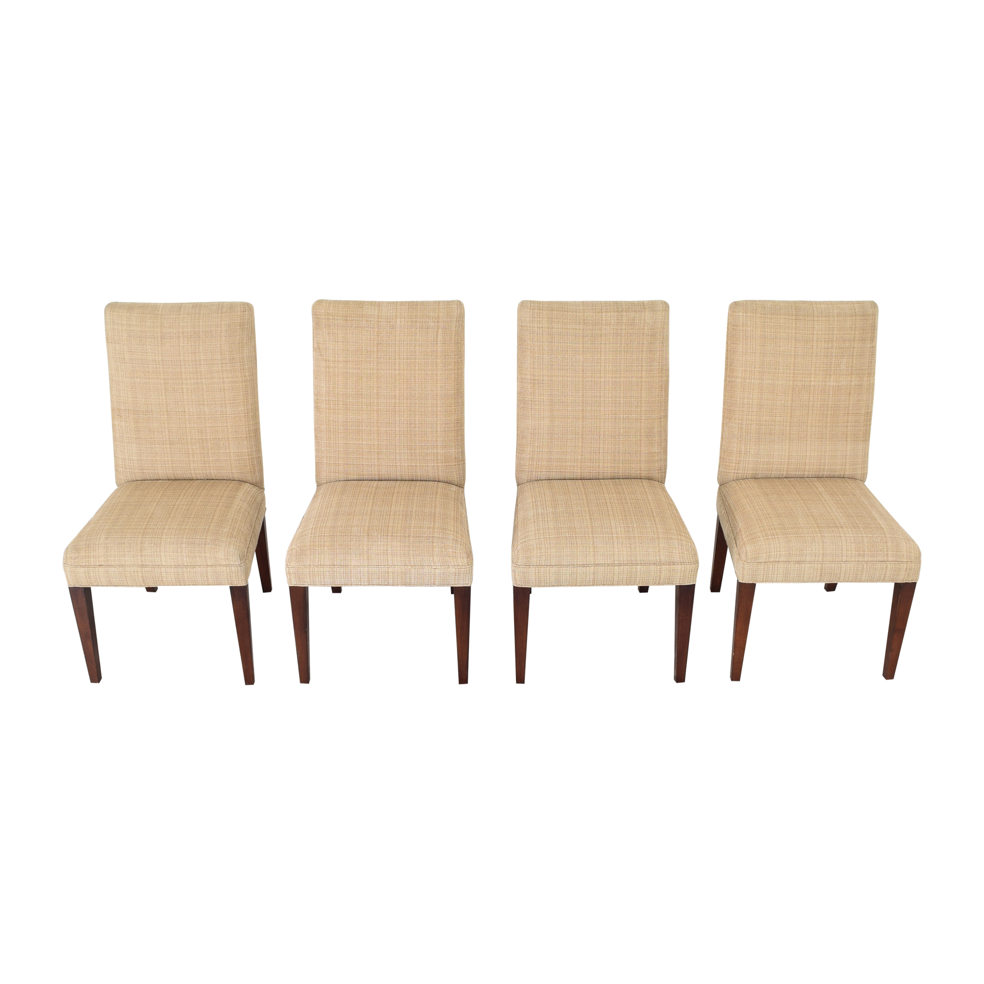 Hickory White American Home Parsons Side Chairs sale