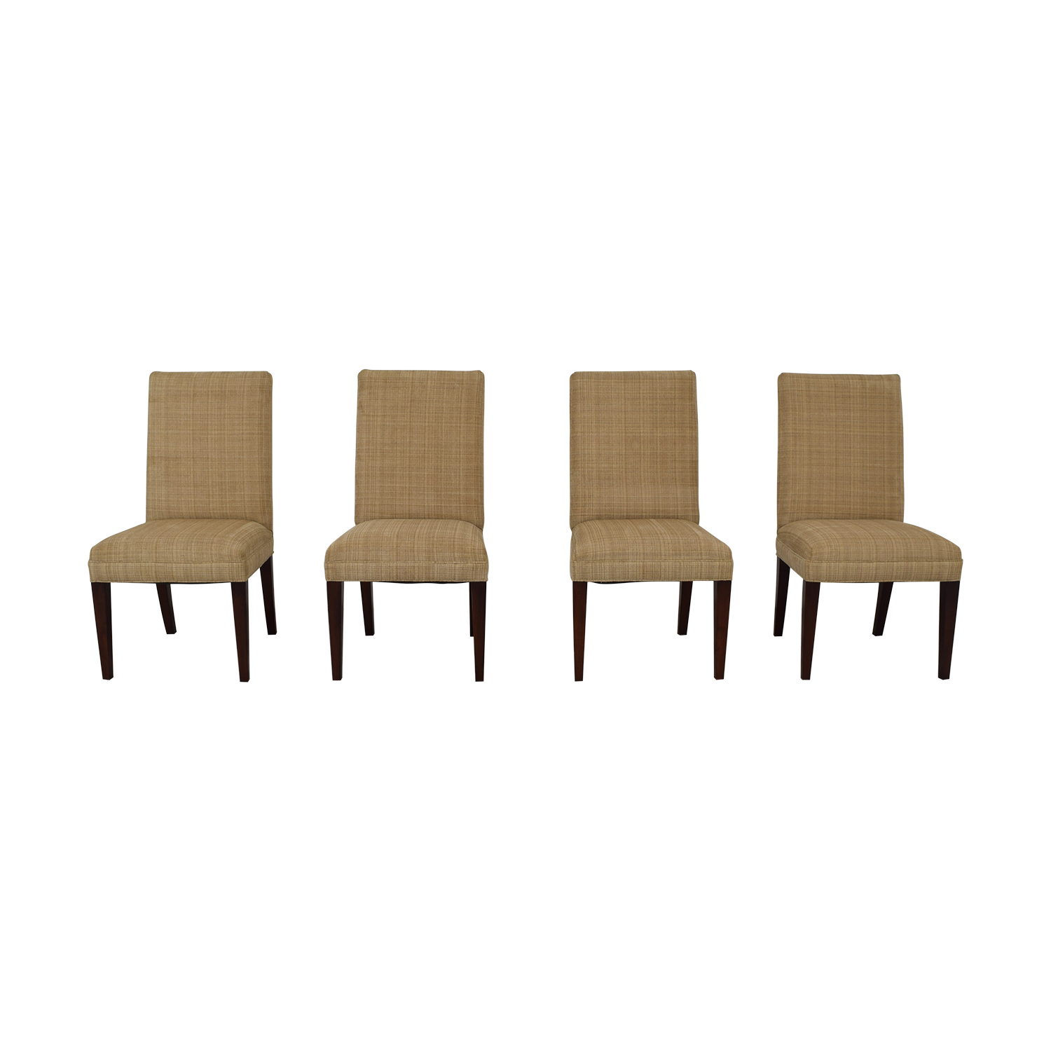 Hickory White Hickory White American Home Parsons Side Chairs Dining Chairs