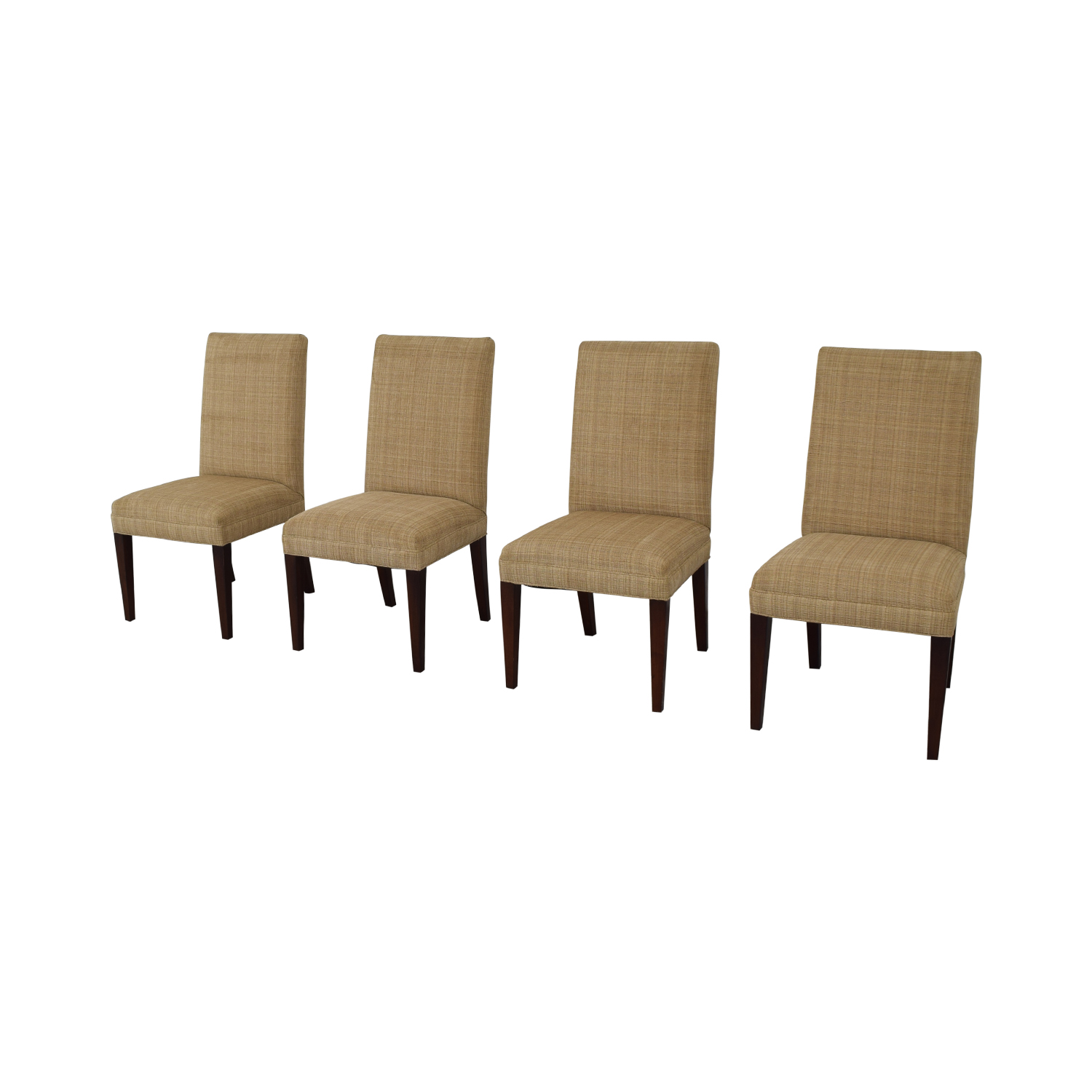 Hickory White American Home Parsons Side Chairs Hickory White