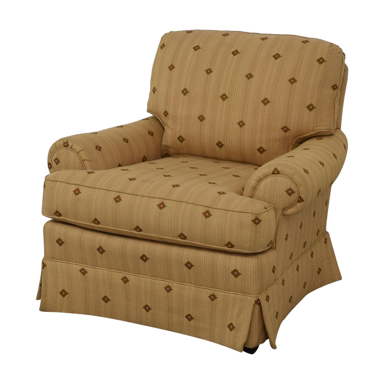 shop Sherrill Furniture Accent Chair Sherrill Furniture Accent Chairs