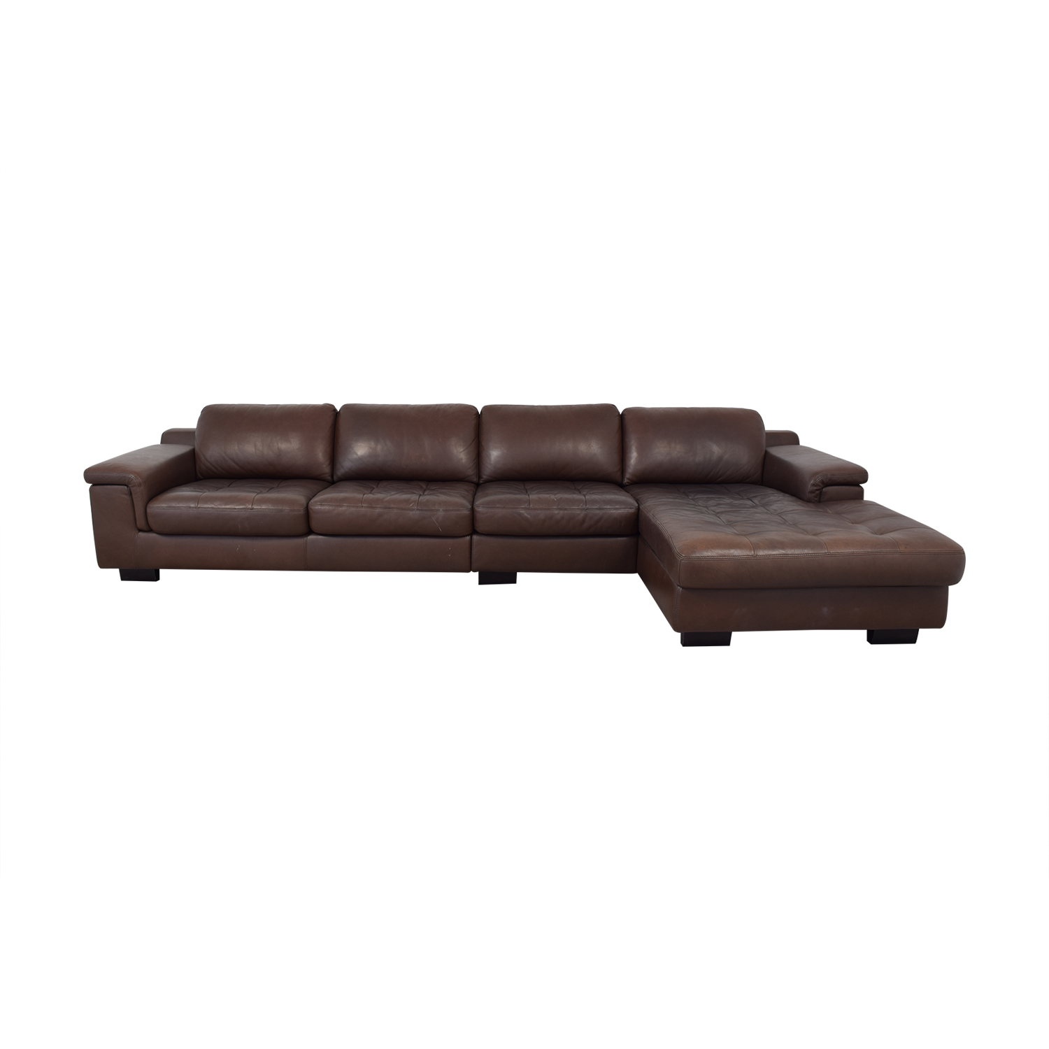 buy W. Schillig W. Schillig Tufted Sectional online
