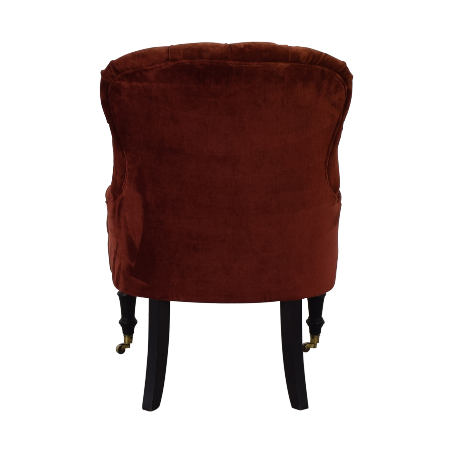 buy Restoration Hardware by Mitchell Gold Velvet Chair Restoration Hardware Chairs