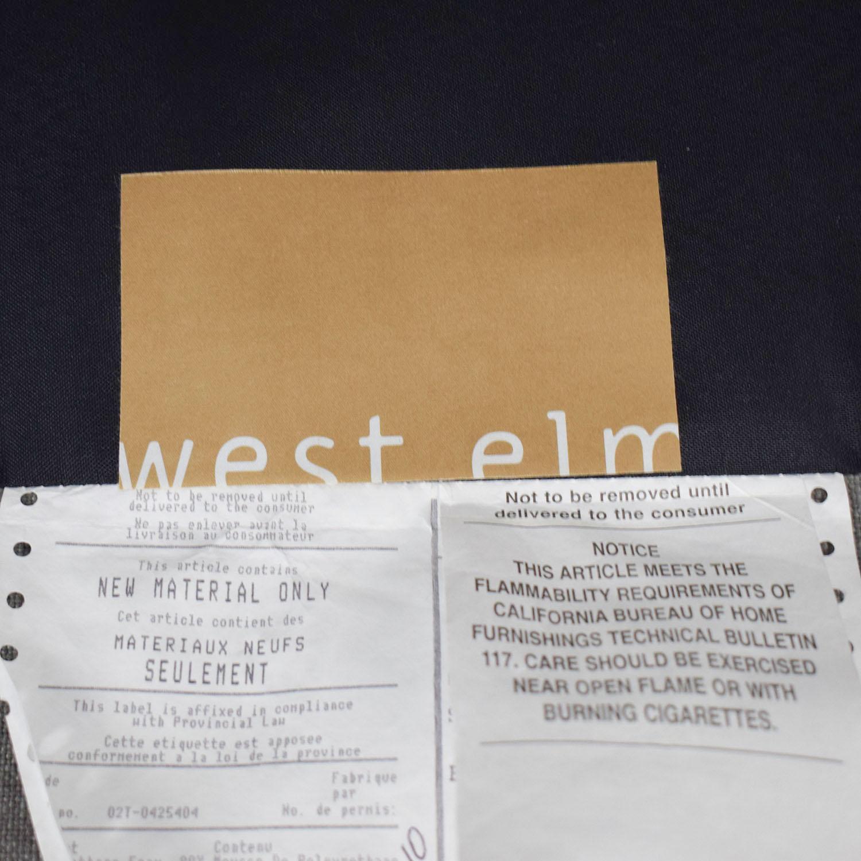 West Elm West Elm Bliss Sofa Classic Sofas