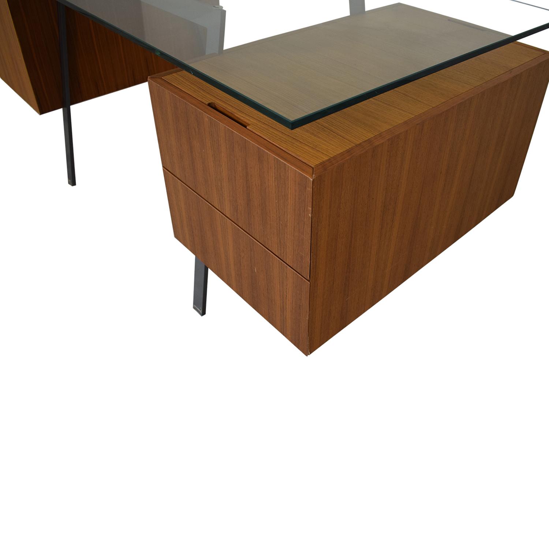 buy Design Within Reach Niels Bendtsen Homework Desk Design Within Reach Tables