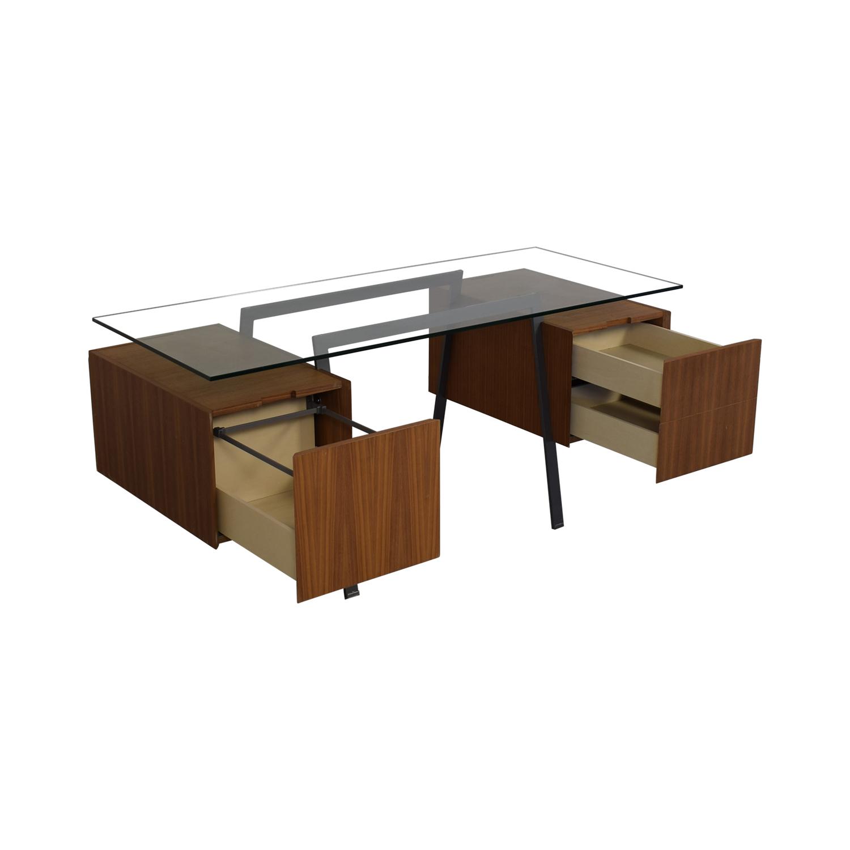 buy Design Within Reach Niels Bendtsen Homework Desk Design Within Reach Home Office Desks