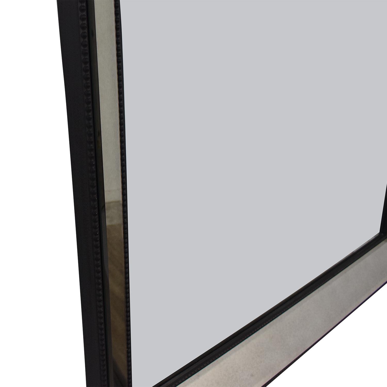 Restoration Hardware Restoration Hardware Venetian Beaded Mirror nyc