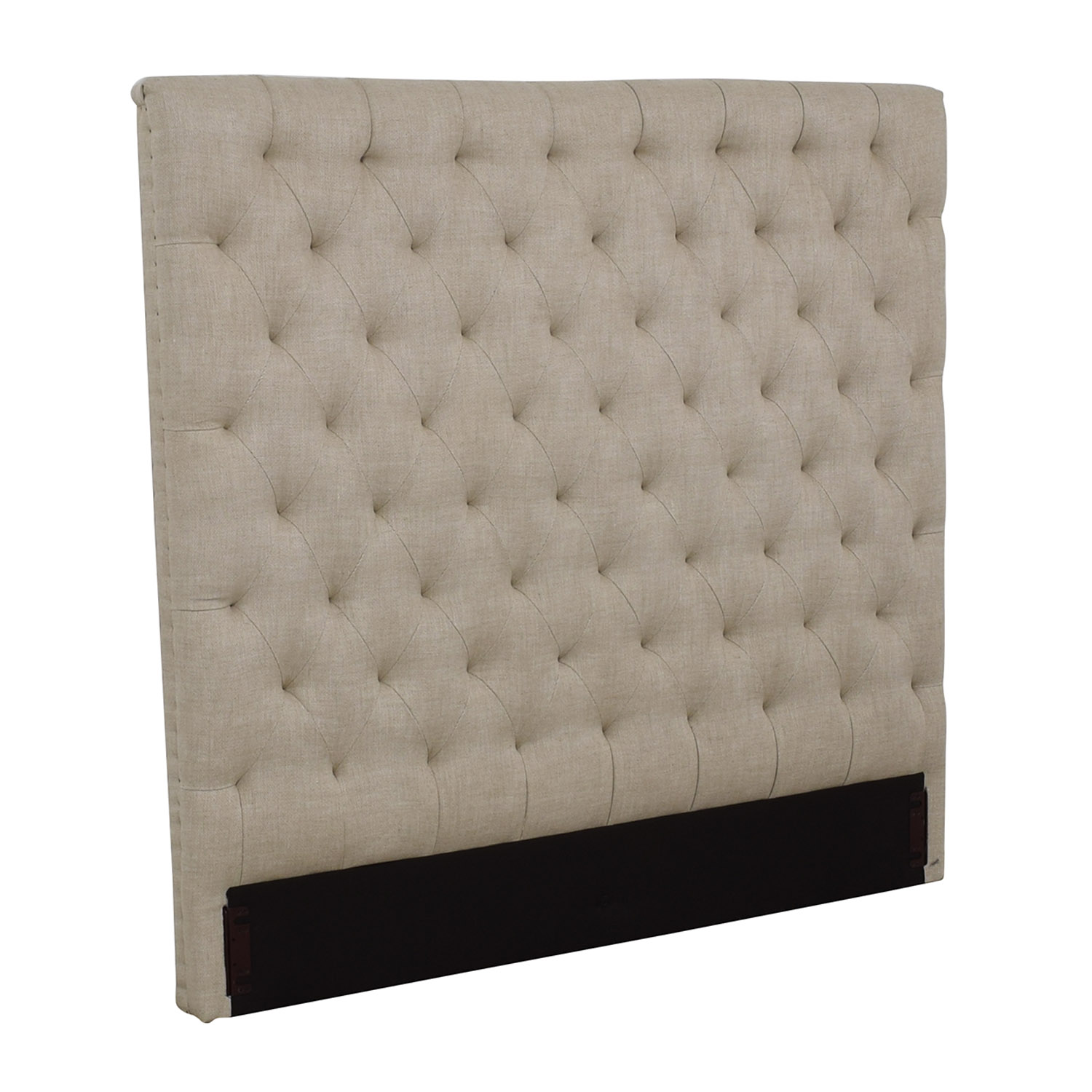 Restoration Hardware Restoration Hardware Chesterfield Fabric Panel Headboard Beds