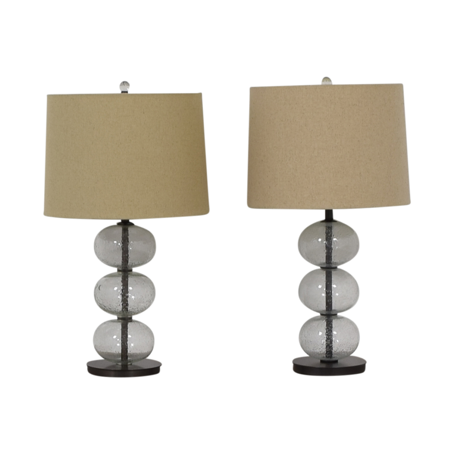 West Elm Abacus Lamps / Lamps