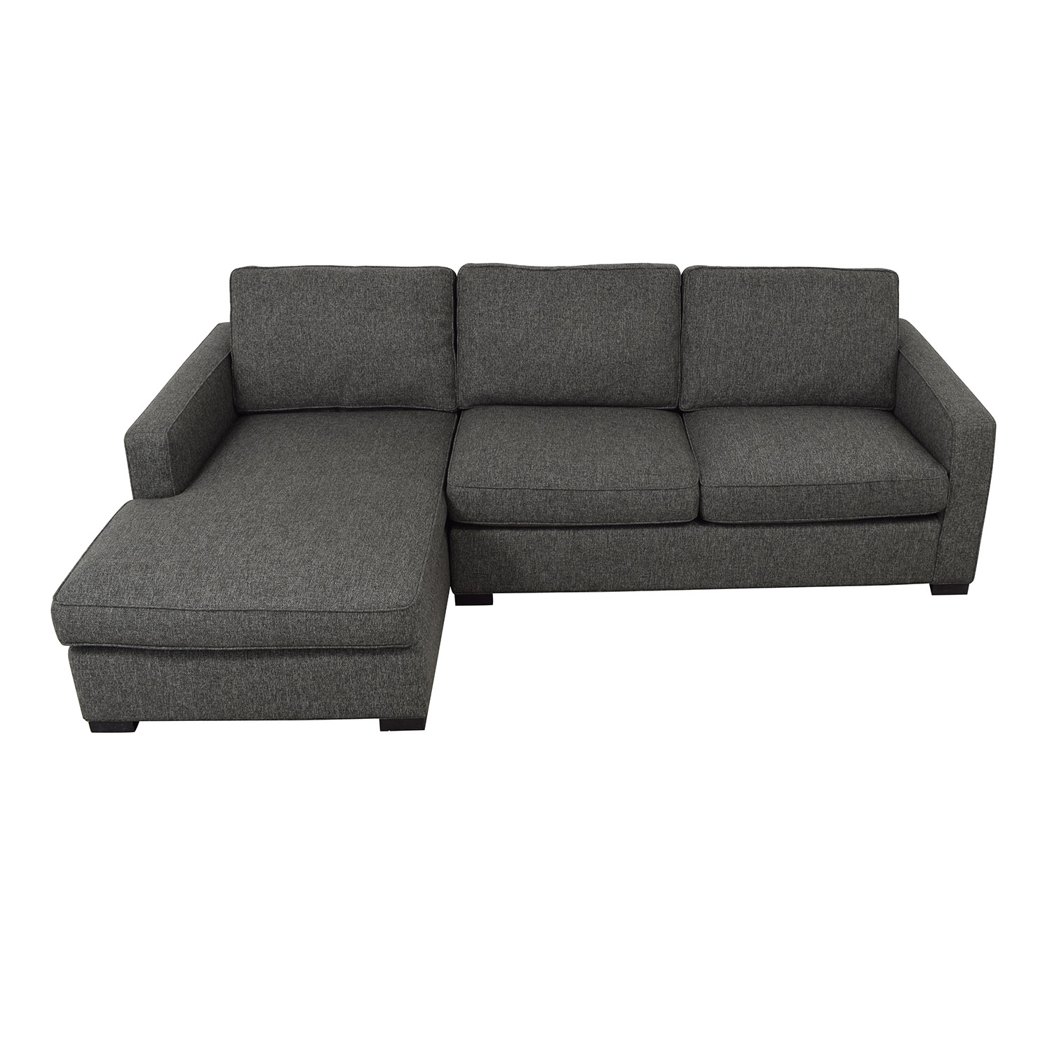 Room & Board Room & Board Morrison Sofa with Left-Arm Chaise nj