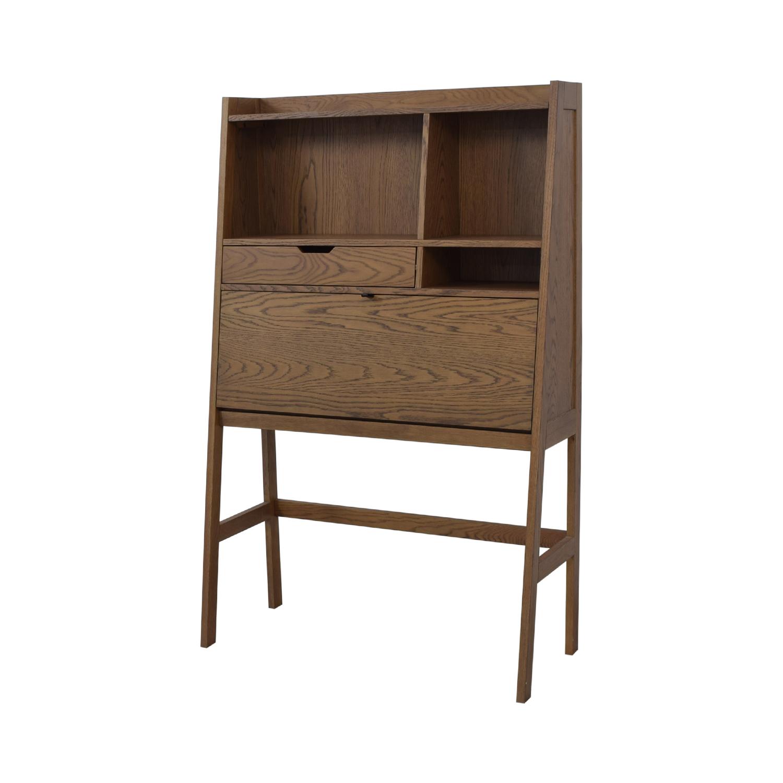 Crate & Barrel Crate & Barrel Desk nyc