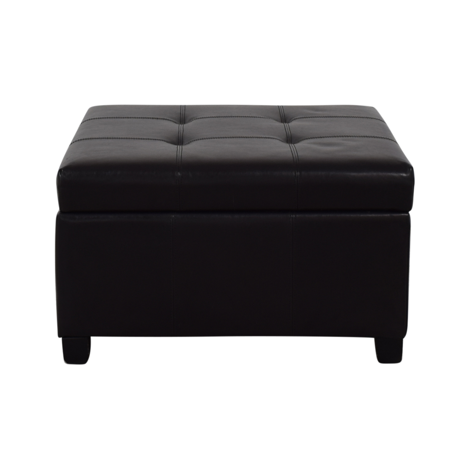Tufted Storage Ottoman Ottomans