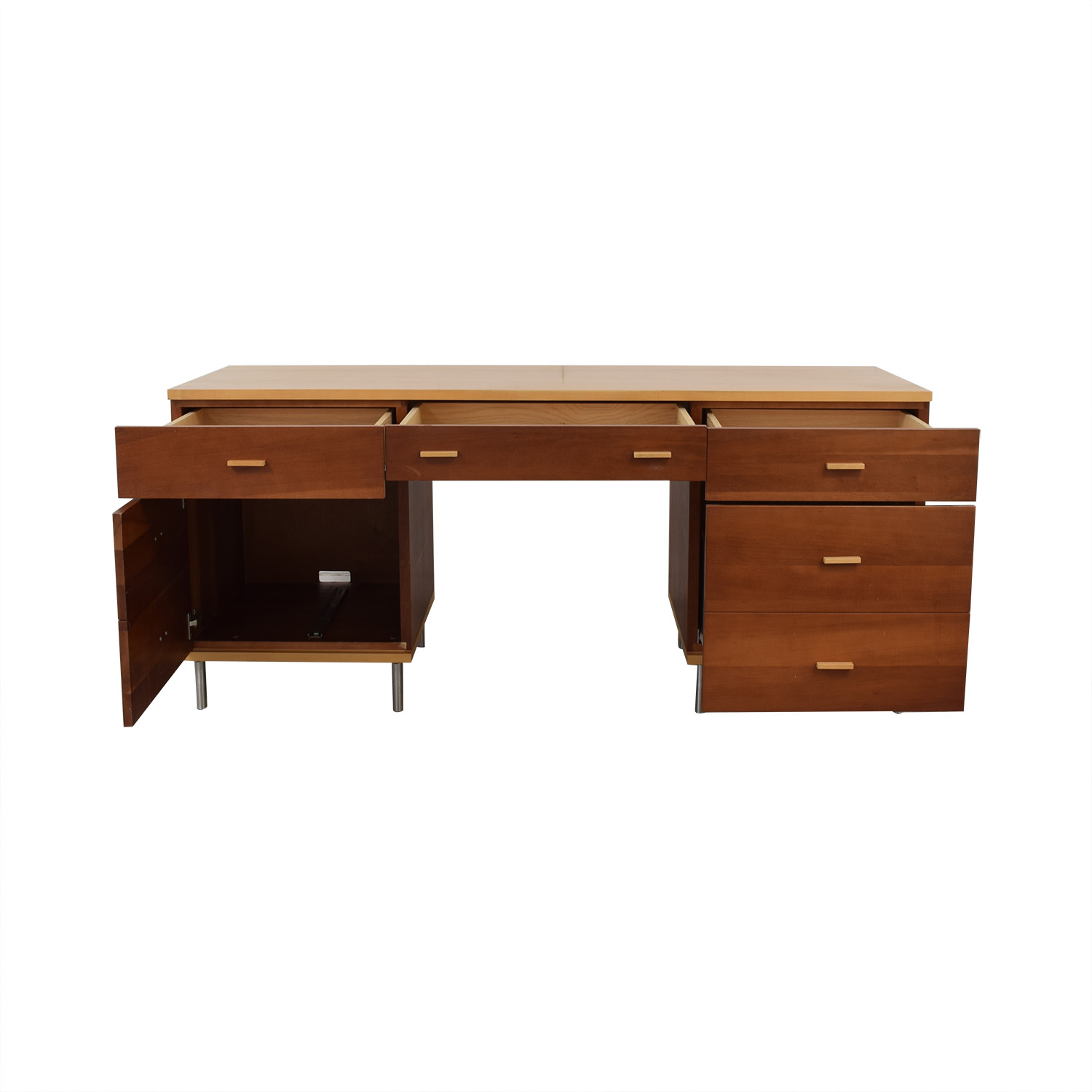 shop  Cherrywood and Maple Desk online