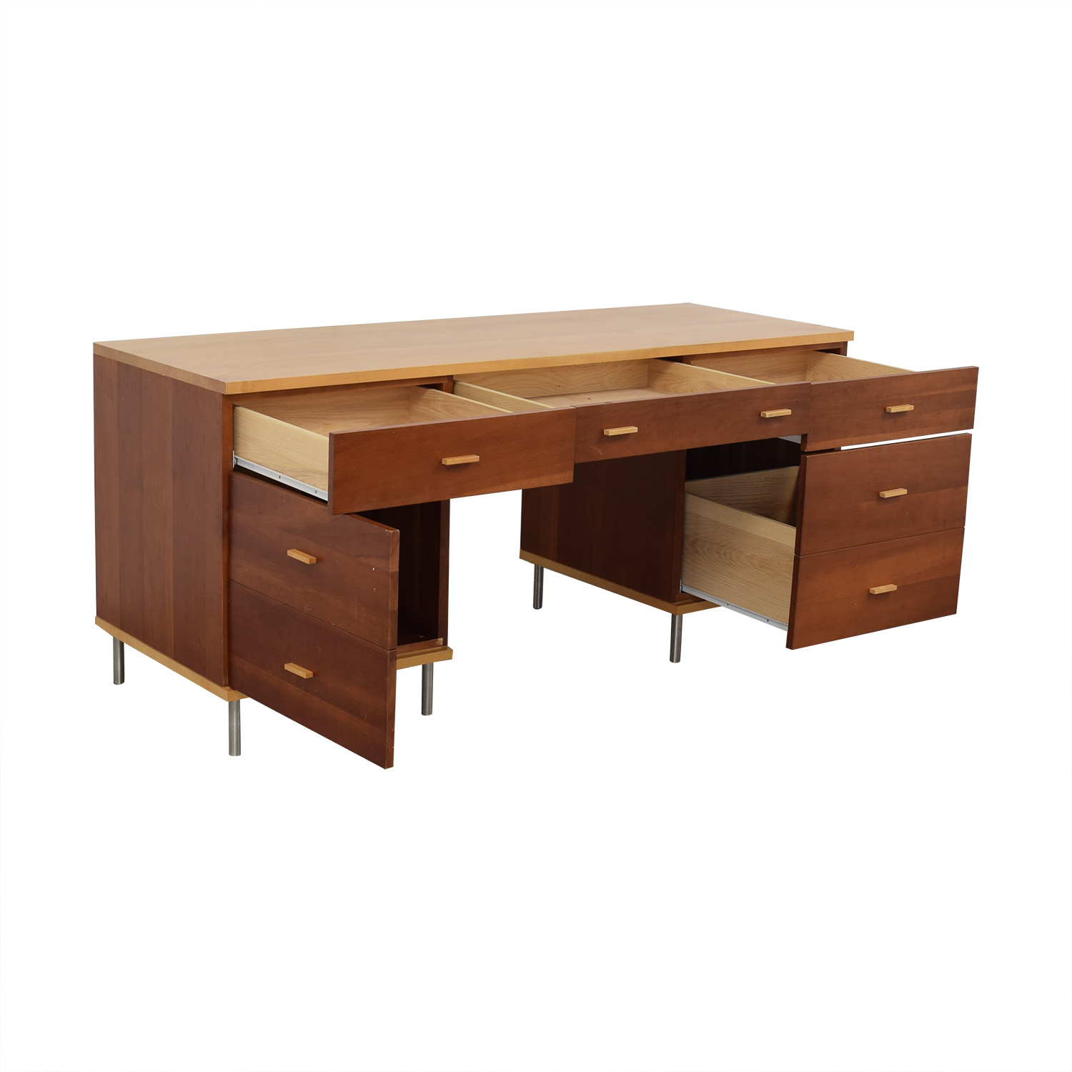 Cherrywood and Maple Desk coupon