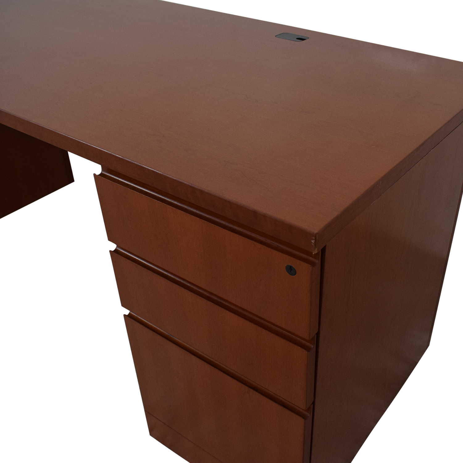 Knoll Knoll Reff Work Desk with Filling Drawers discount