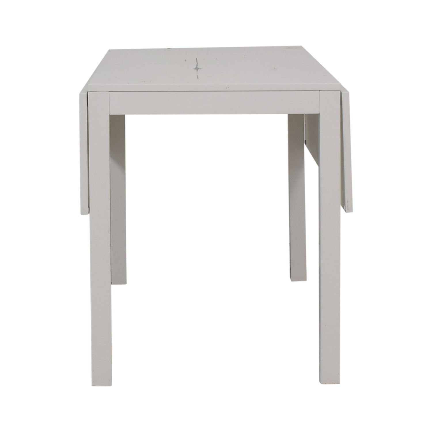 CB2 CB2 Drop Leaf Table dimensions