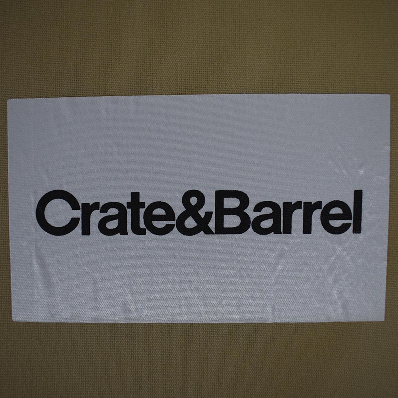 Crate & Barrel Crate & Barrel Sectional Sofa Sectionals