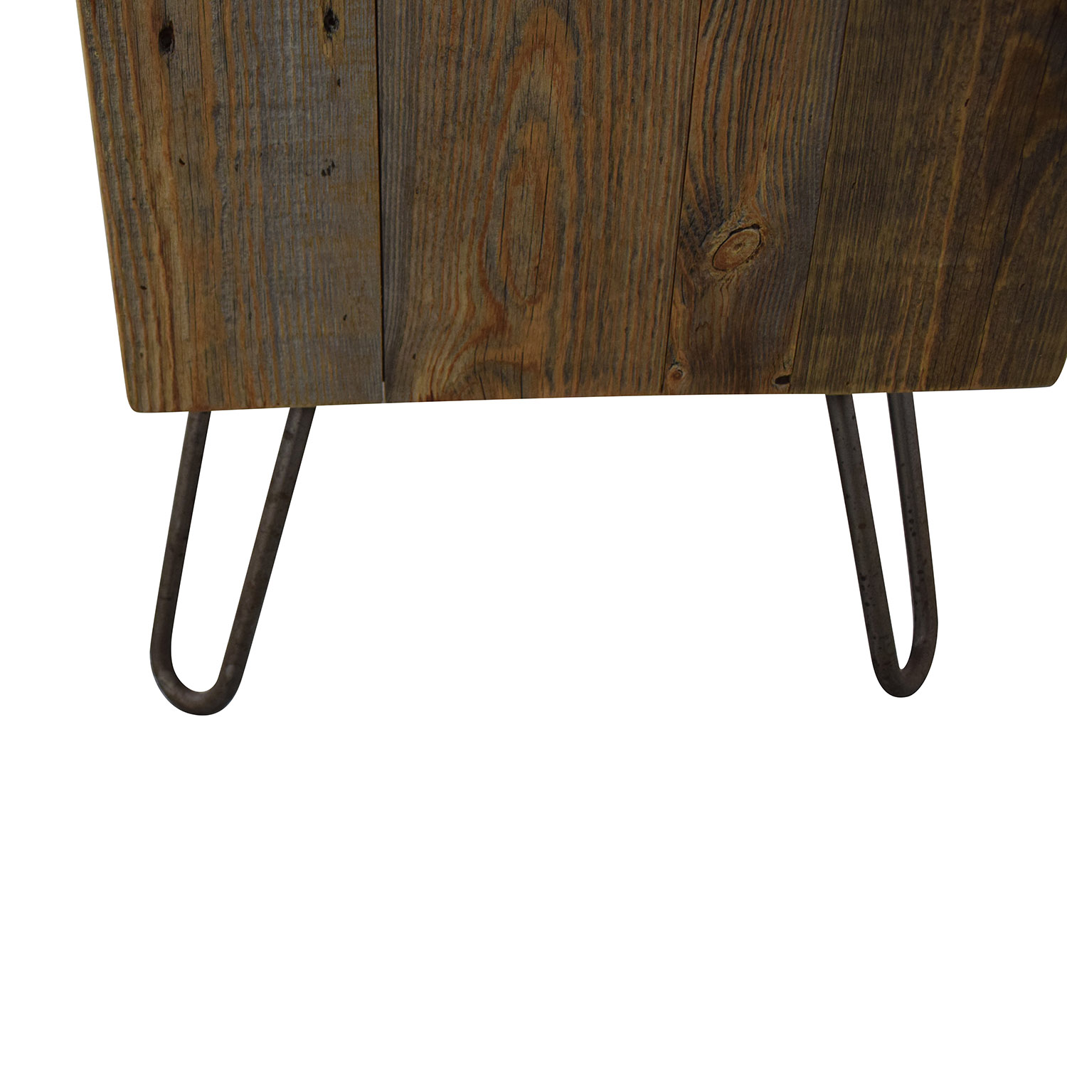 Reclaimed Wood Media Console discount