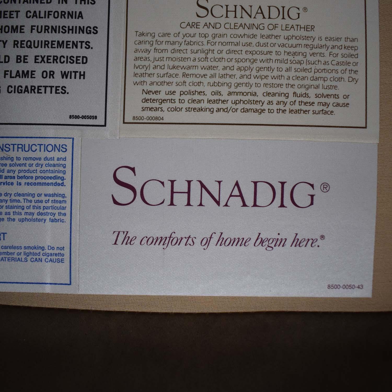 Schnadig Two-Cushion Sofa sale