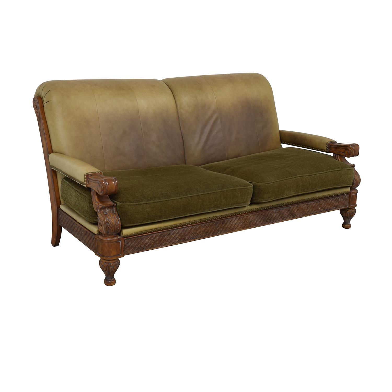Schnadig Two-Cushion Sofa Schnadig