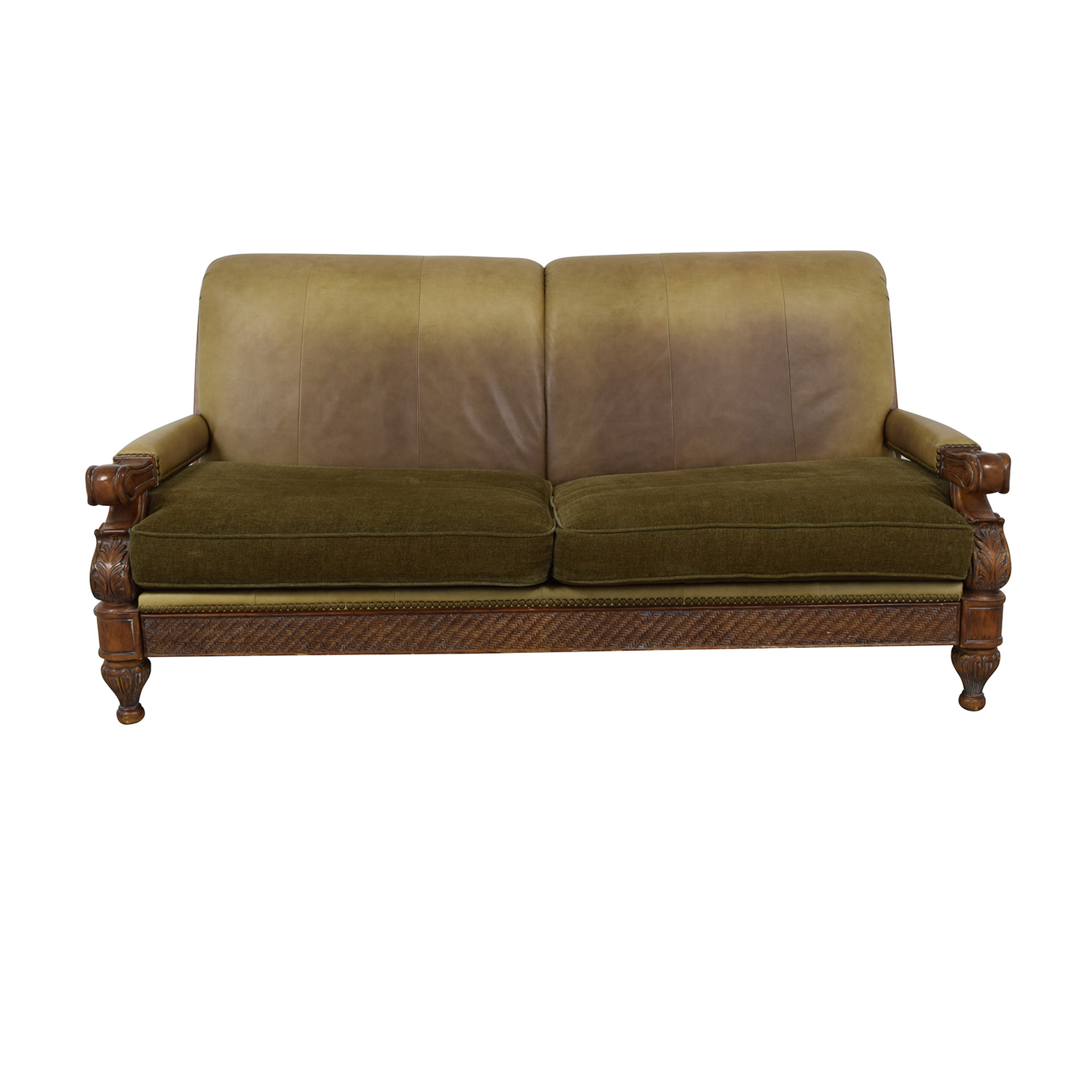 Schnadig Schnadig Two-Cushion Sofa nj