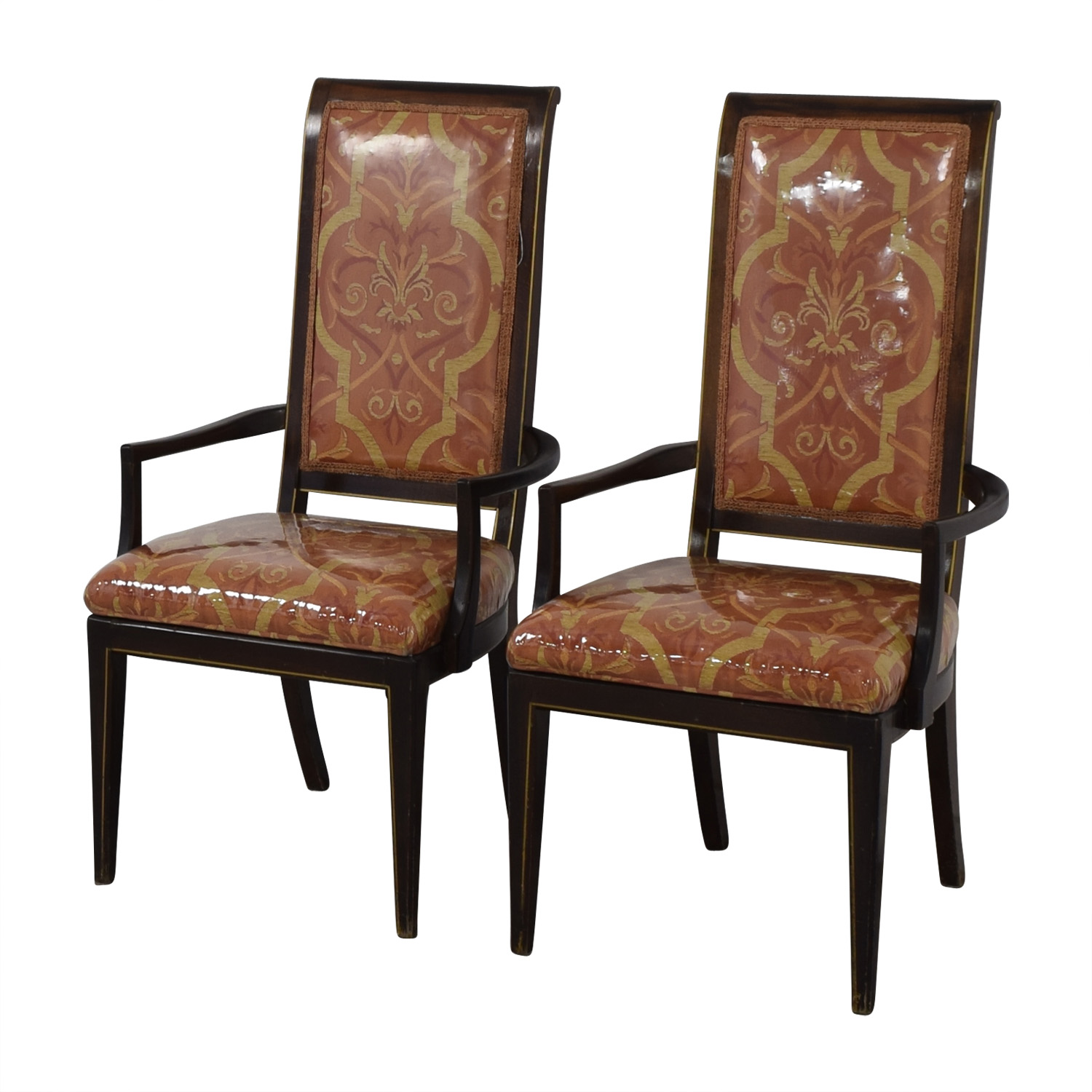 buy Fabric Dining Armchairs