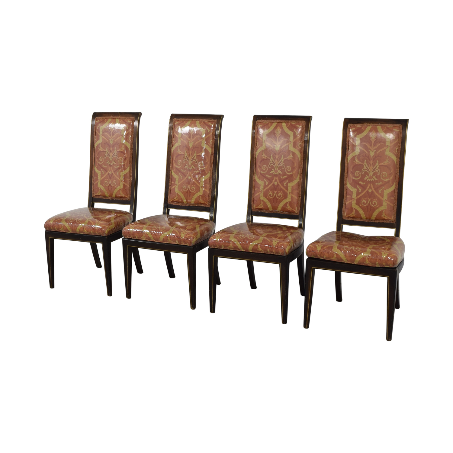 Fabric Dining Chairs on sale