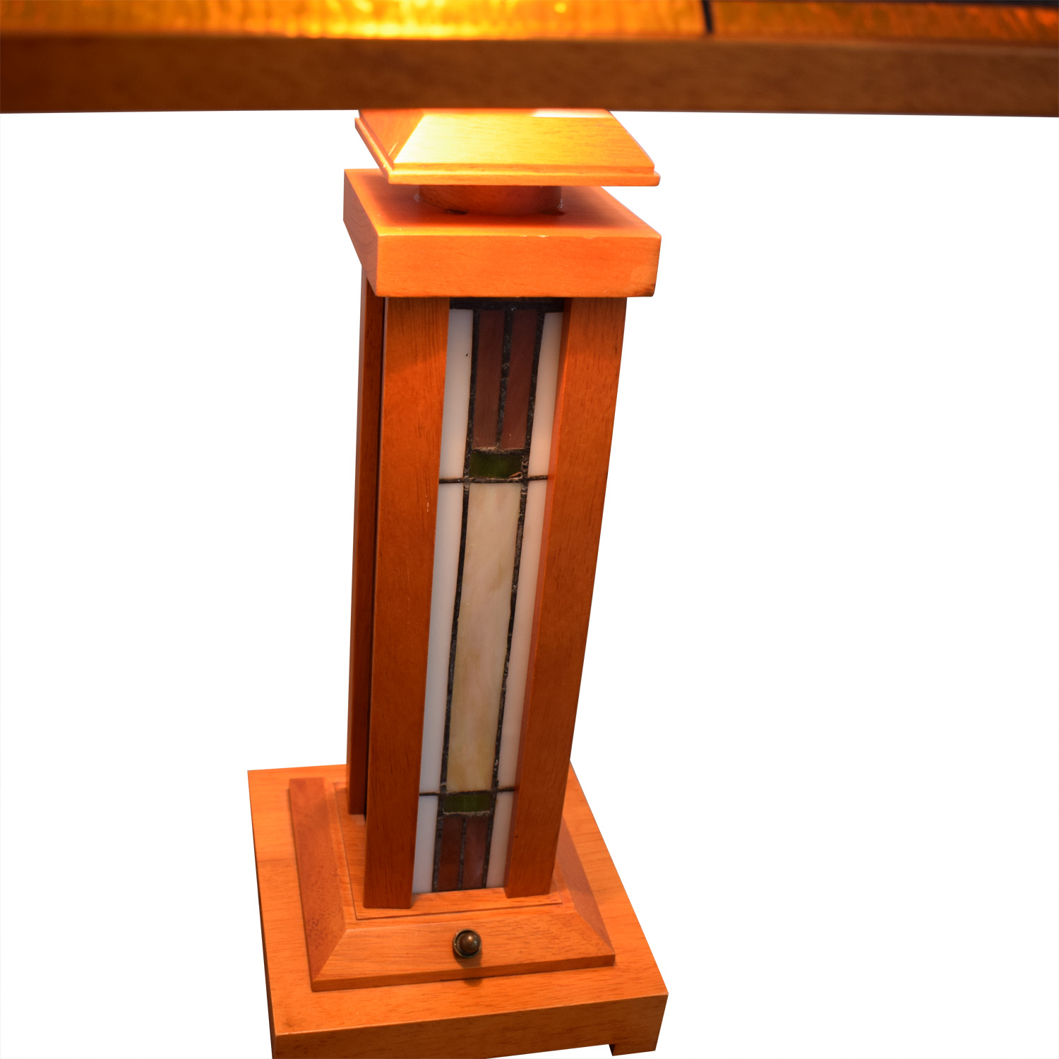 Mission Style Table Lamp on sale