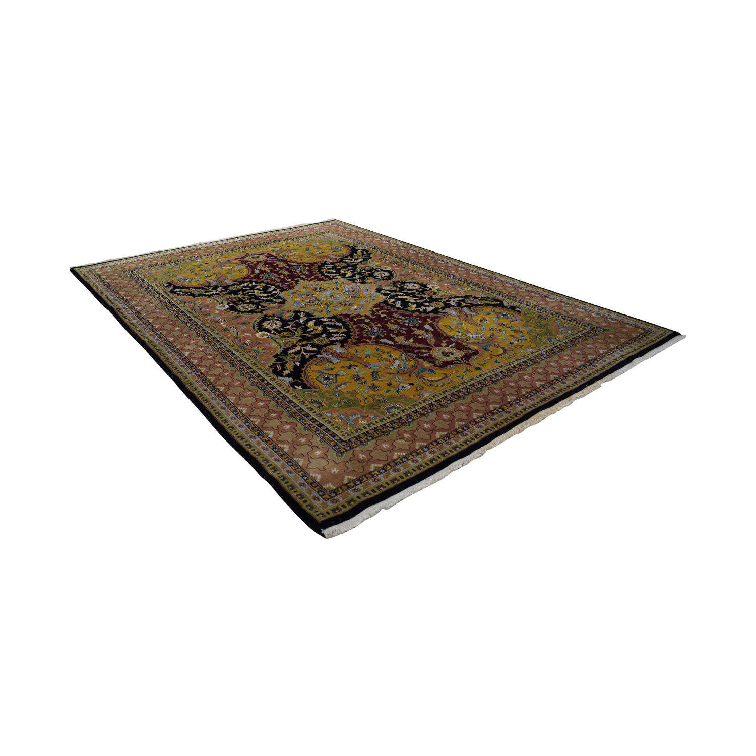 ABC Carpet & Home ABC Carpet & Home 9x12 Persian Rug for sale