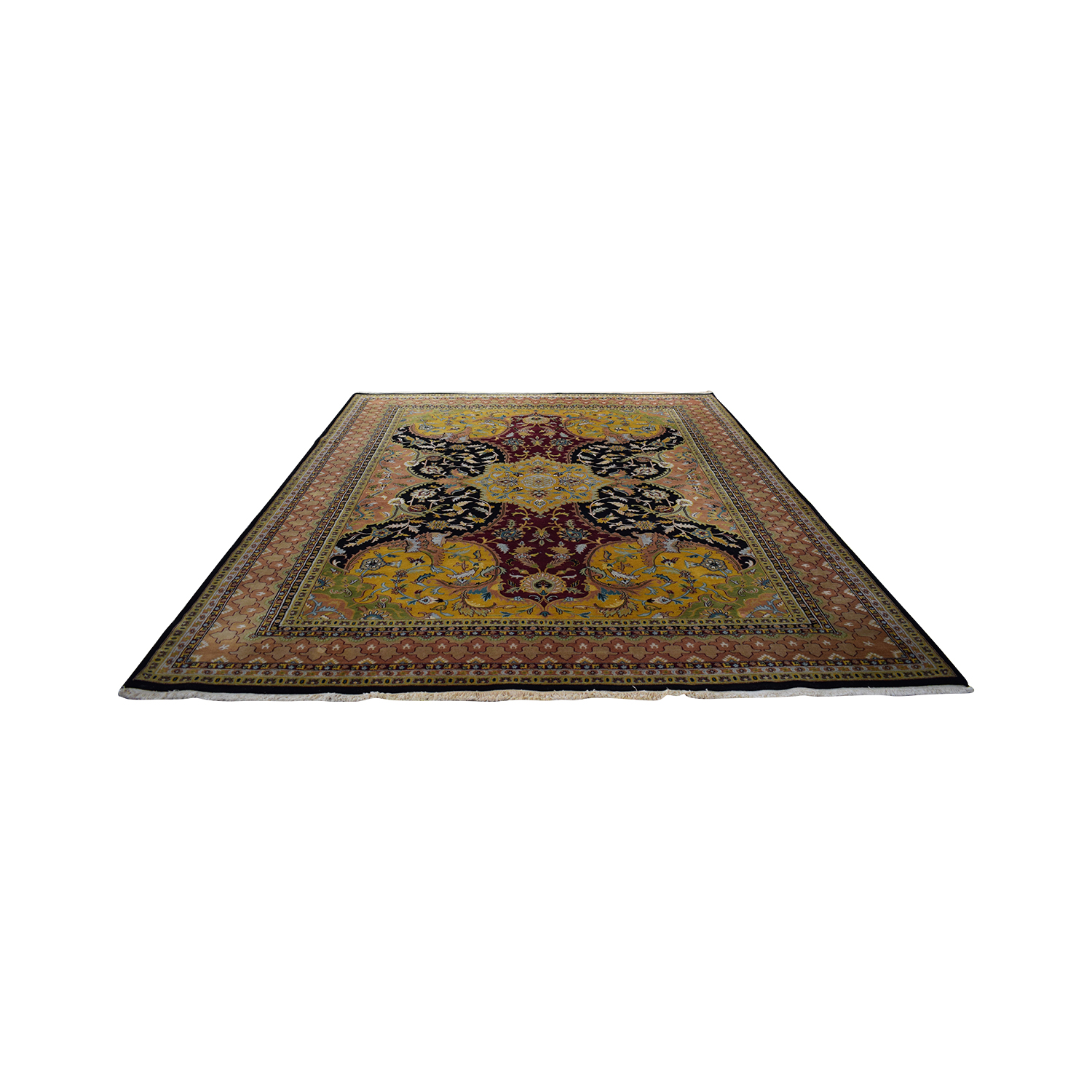ABC Carpet & Home ABC Carpet & Home 9x12 Persian Rug discount