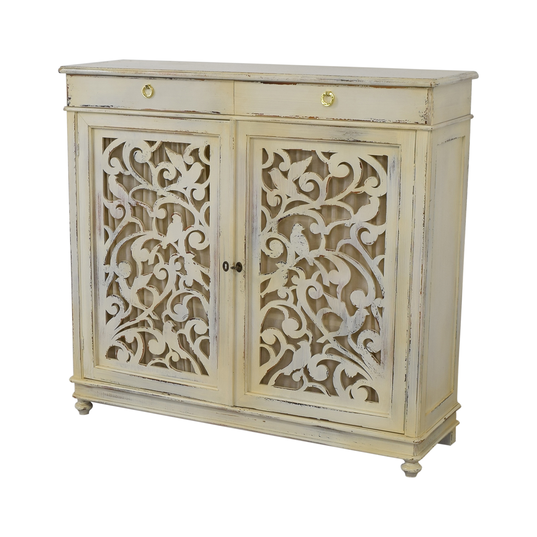 buy Buying & Design Buying & Design Carved Sideboard online