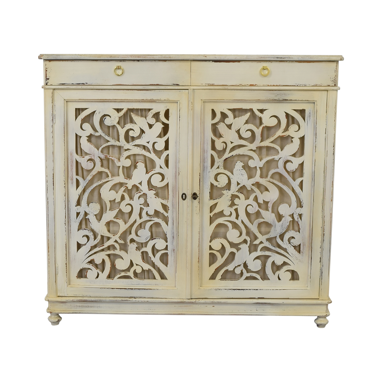 buy Buying & Design Carved Sideboard Buying & Design Storage