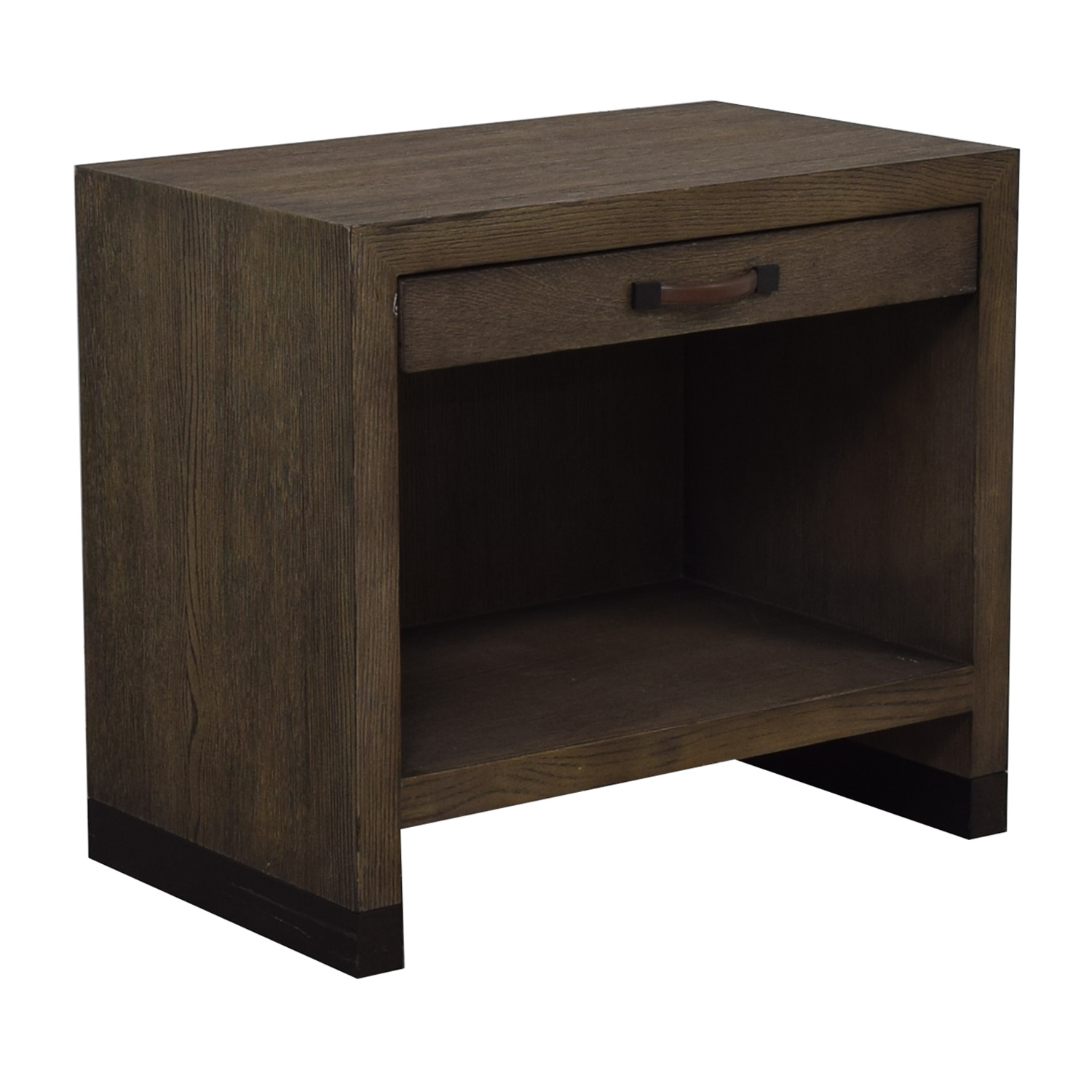 buy Lillian August For Hickory White Conner Grey Nightstand Lillian August