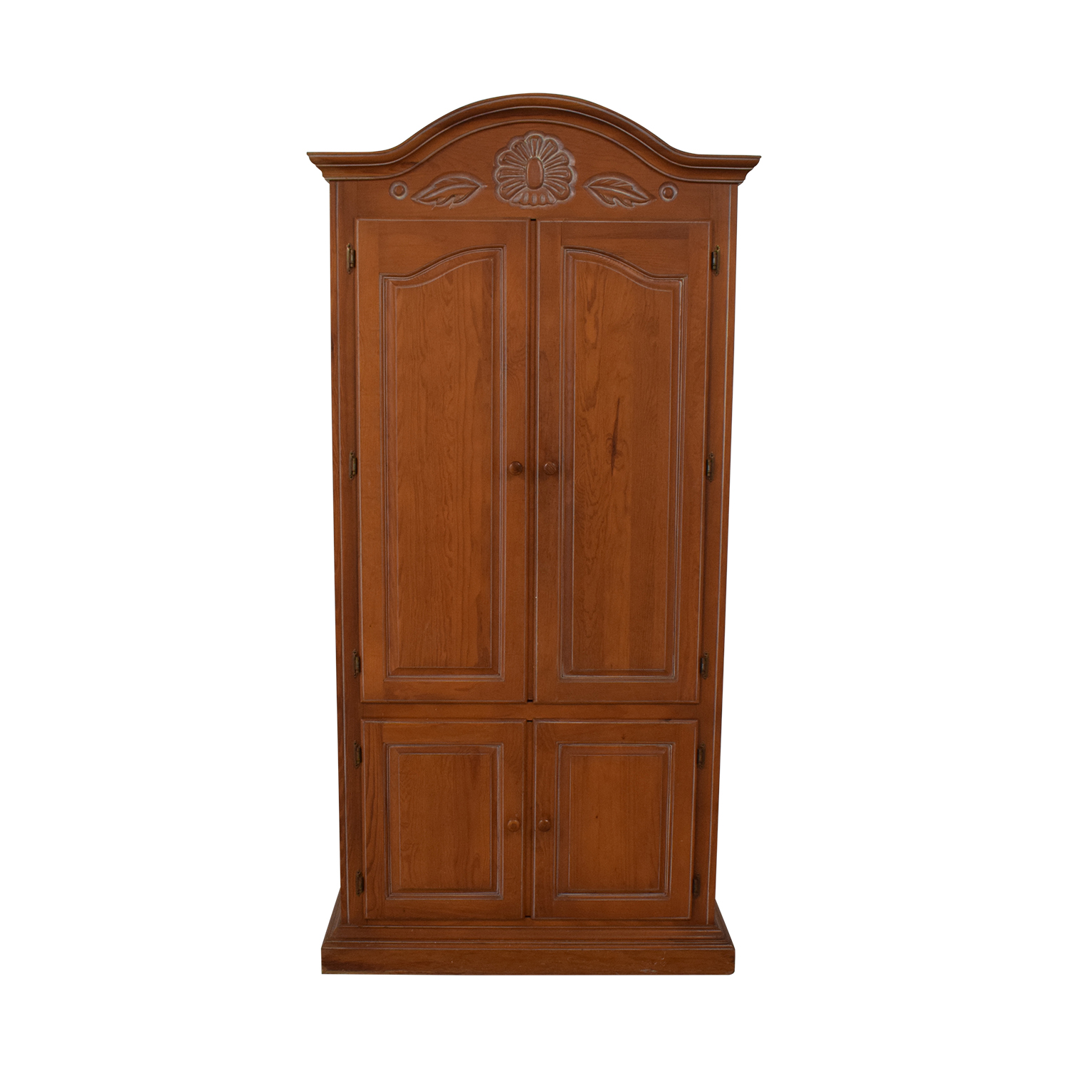 buy Vintage Media Armoire  Wardrobes & Armoires