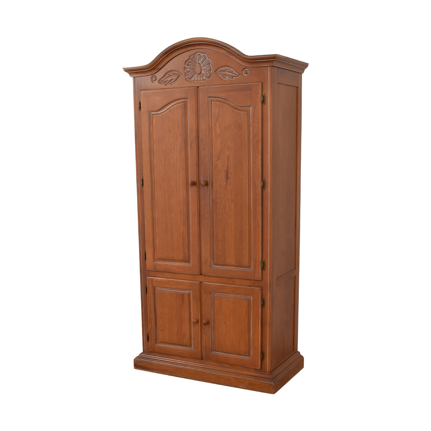 Vintage Media Armoire / Wardrobes & Armoires