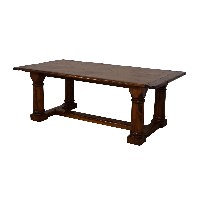 buy Ralph Lauren Home Ralph Lauren Farmhouse Dining Table online