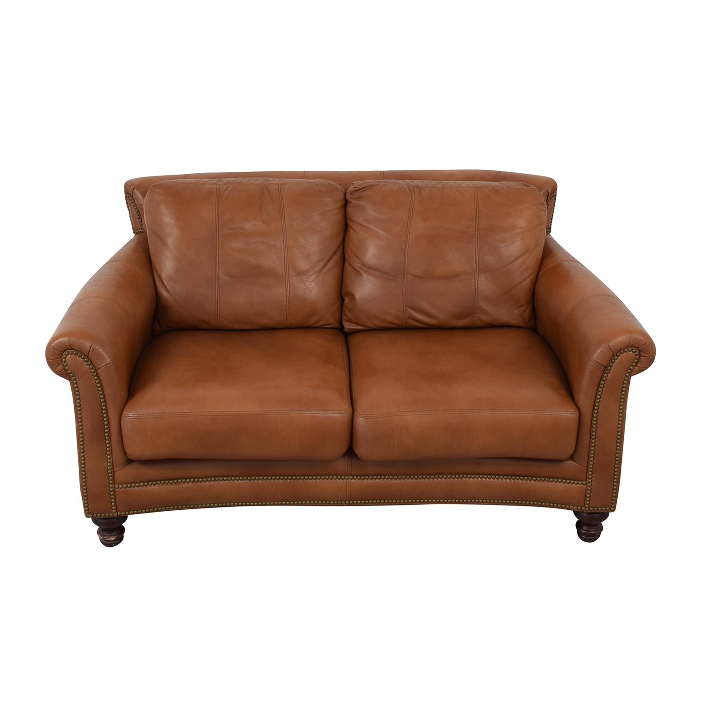 Hooker Furniture Hooker Furniture Bradington Loveseat discount