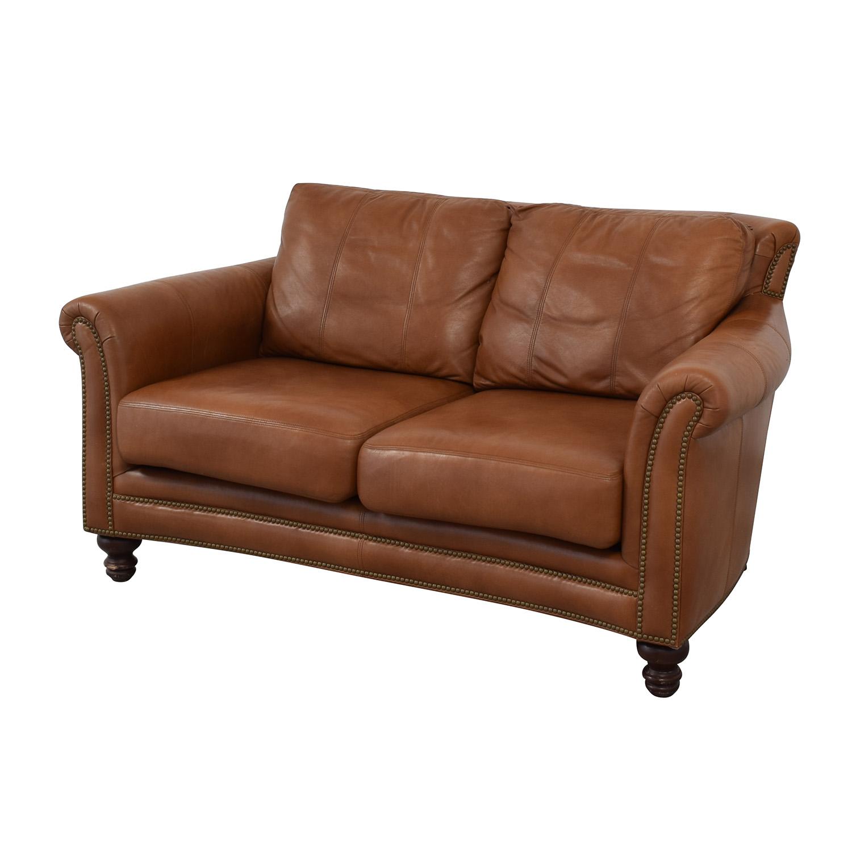 buy Hooker Furniture Bradington Loveseat Hooker Furniture