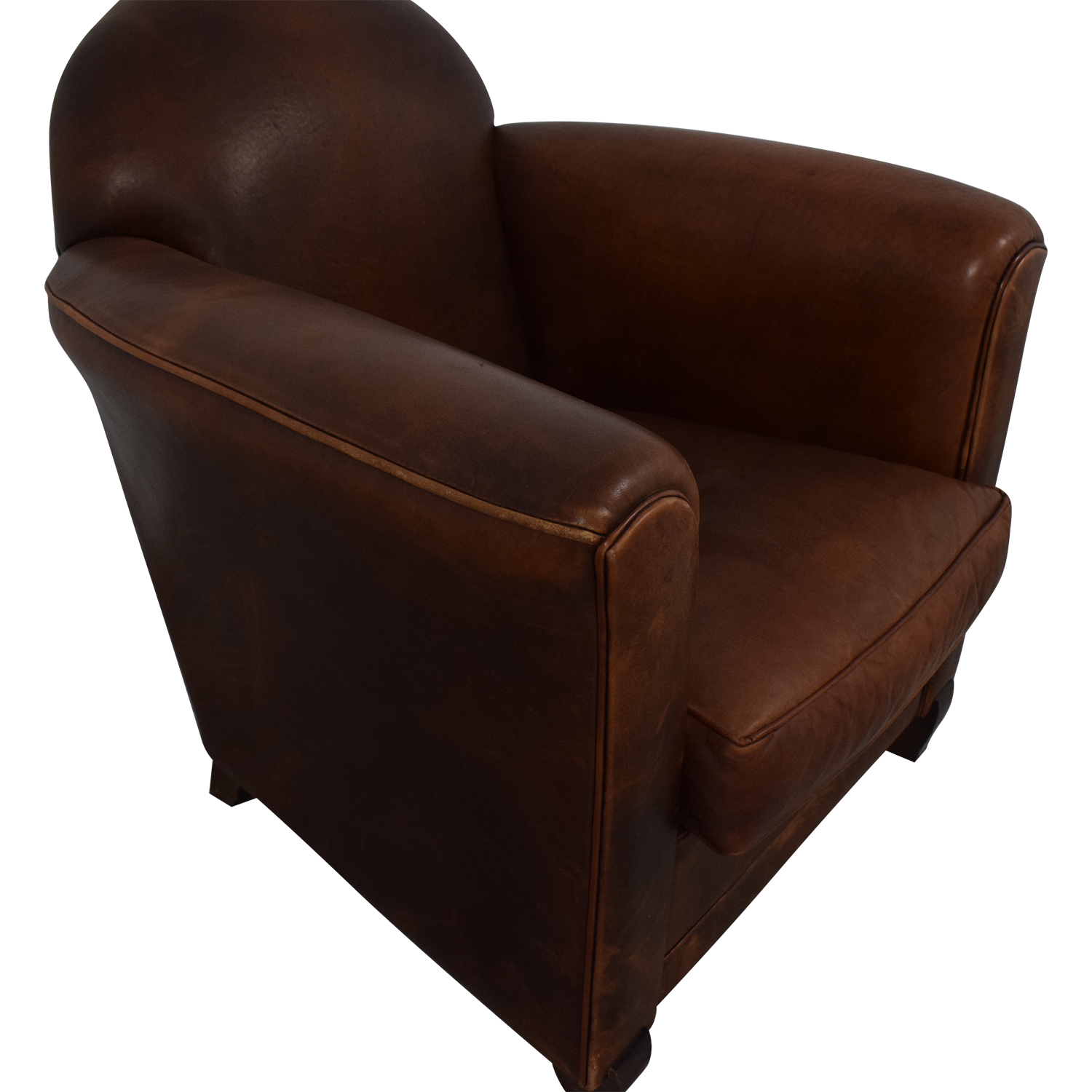 French Leather Club Chair price