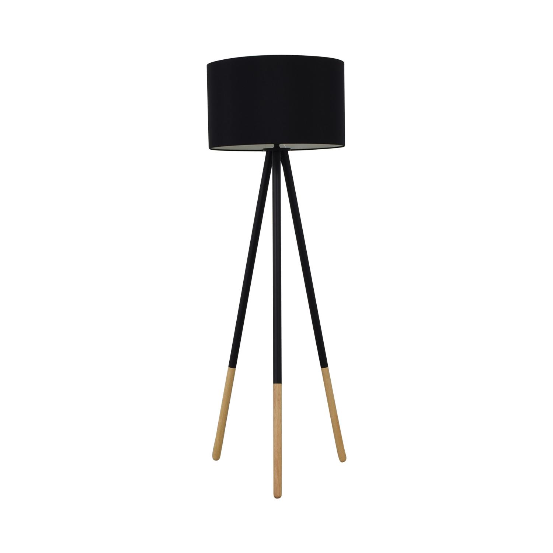 AllModern AllModern Louise Tripod Floor Lamp