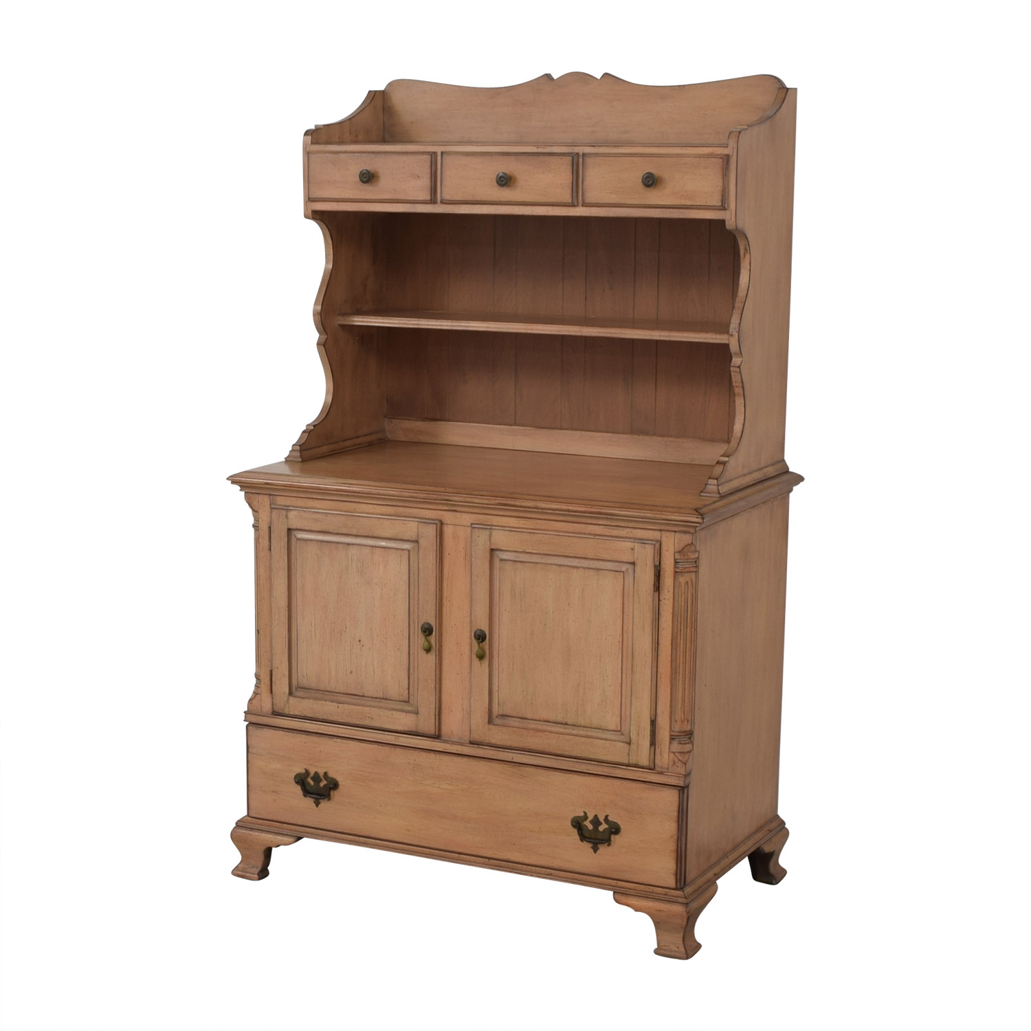 buy Maine Built Hutch  Cabinets & Sideboards