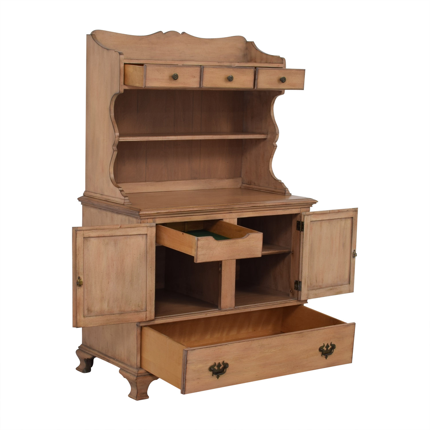 Maine Built Hutch for sale