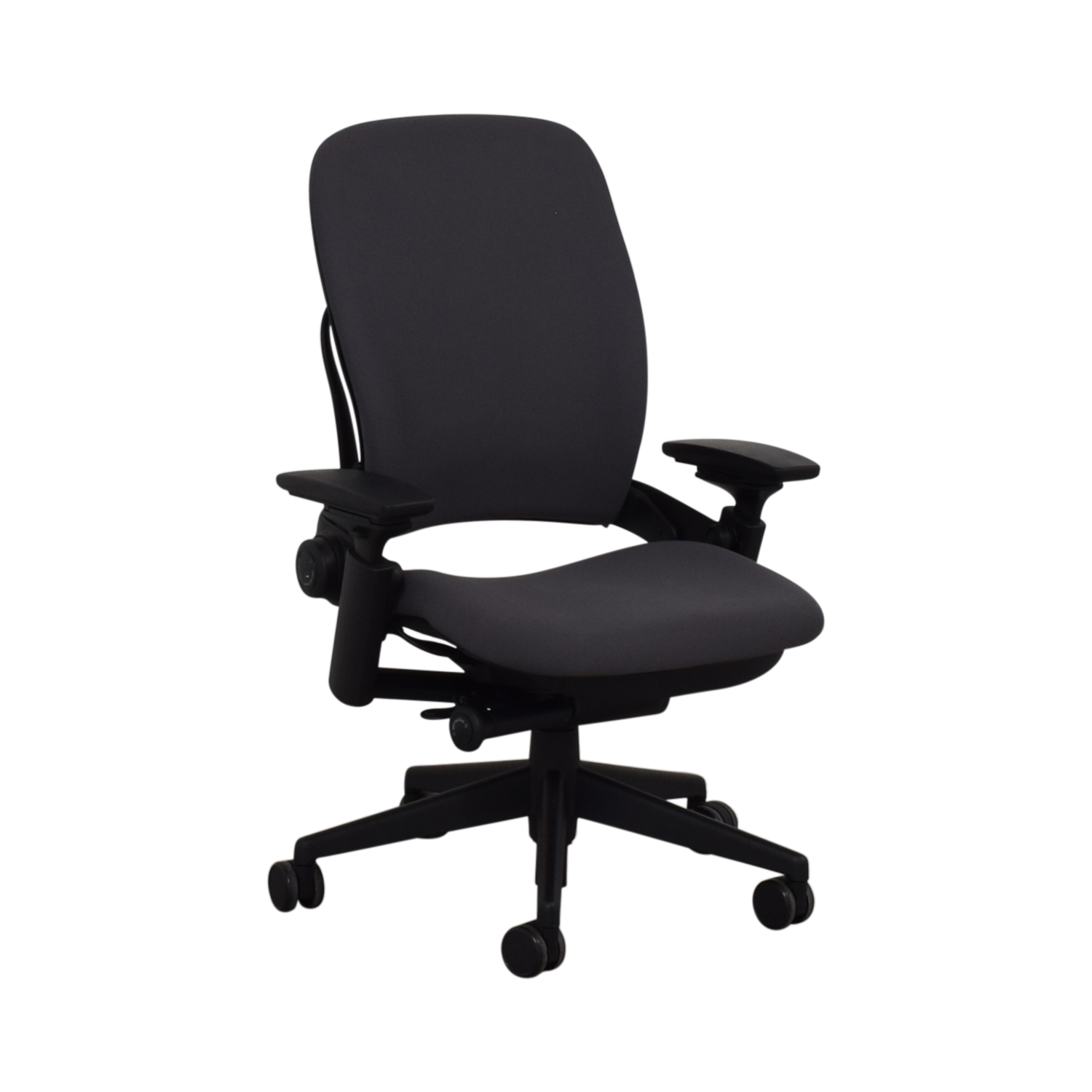 Steelcase Steelcase Leap V2 Office Chair Dark Gray