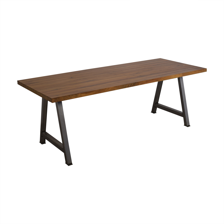 Custom Butcher Block Table / Tables