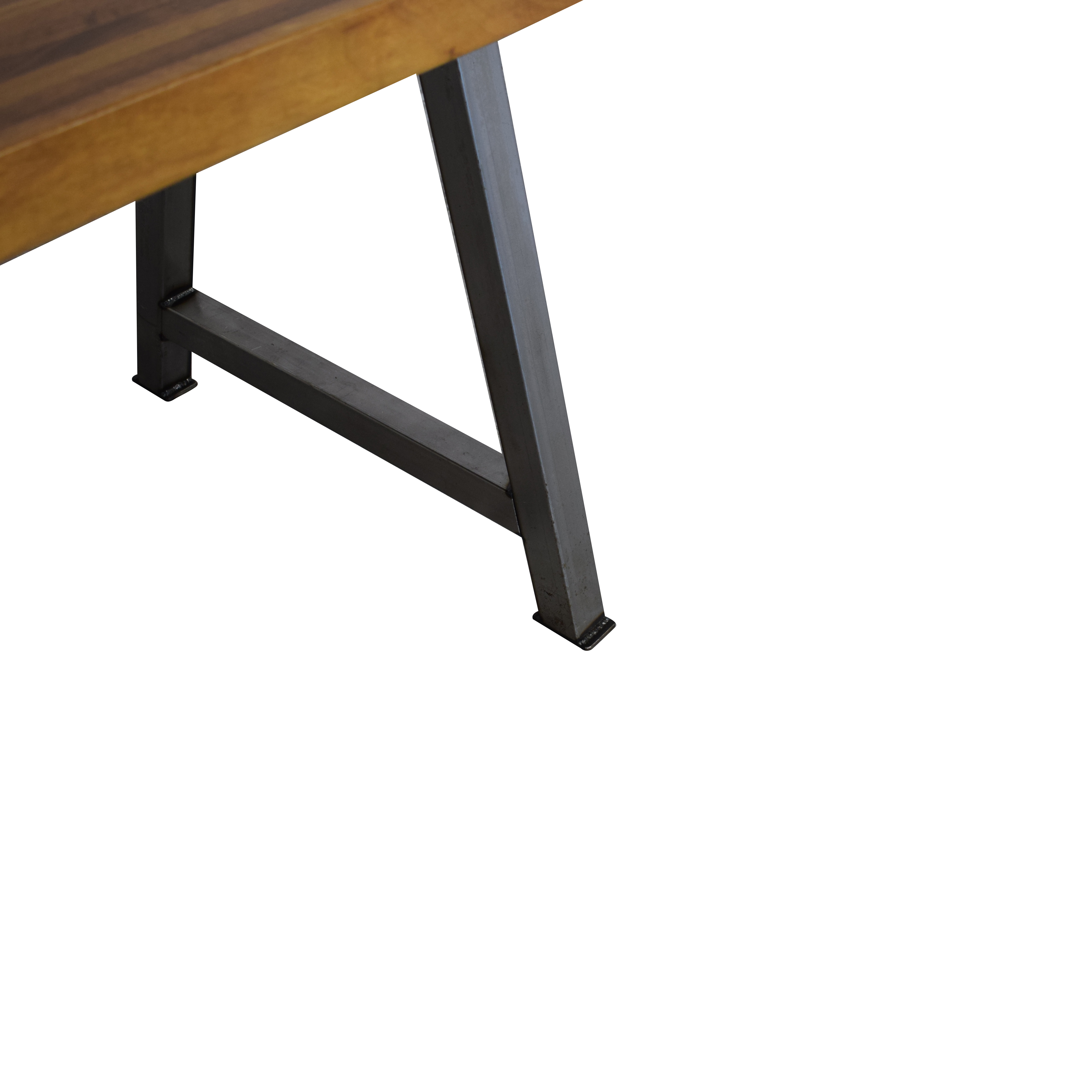 Custom Butcher Block Table Tables