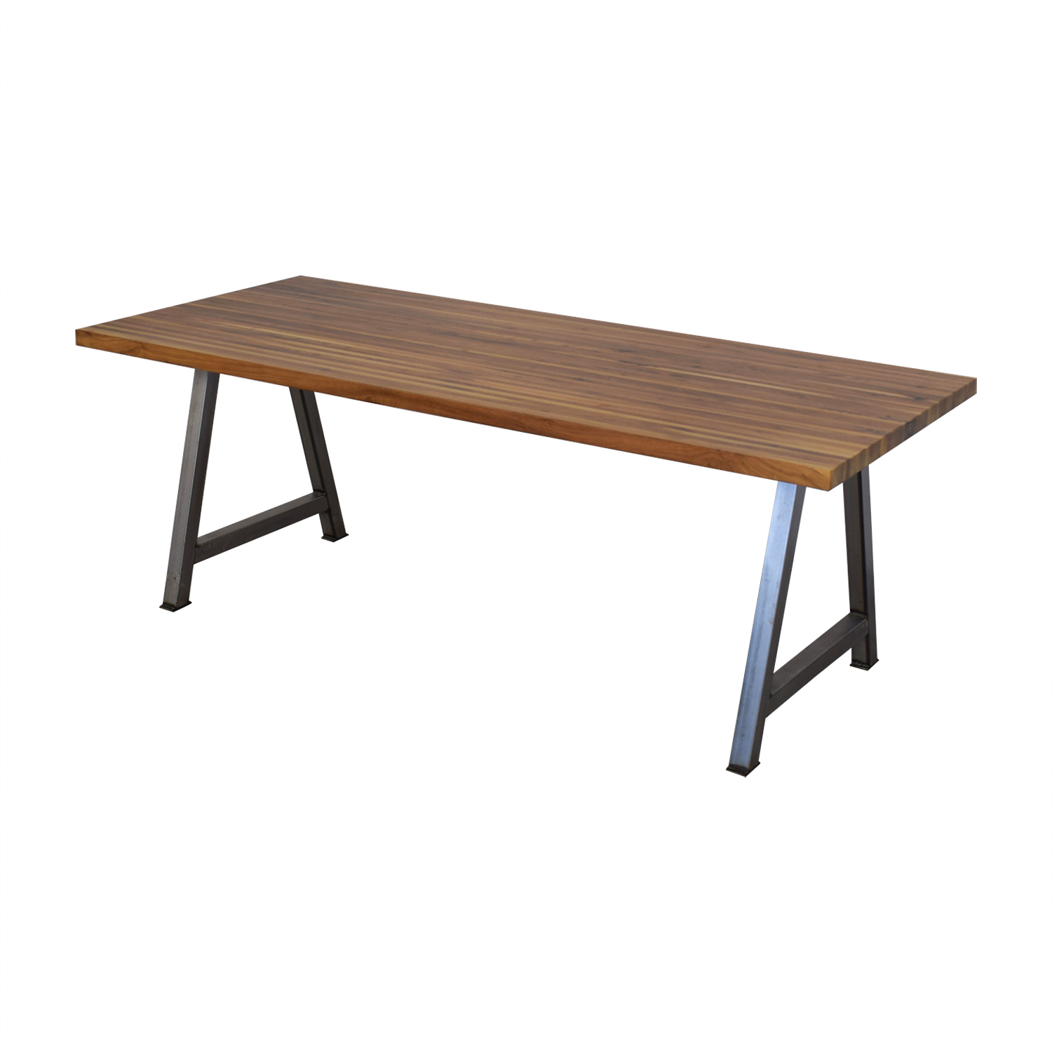 shop Custom Butcher Block Table  Tables