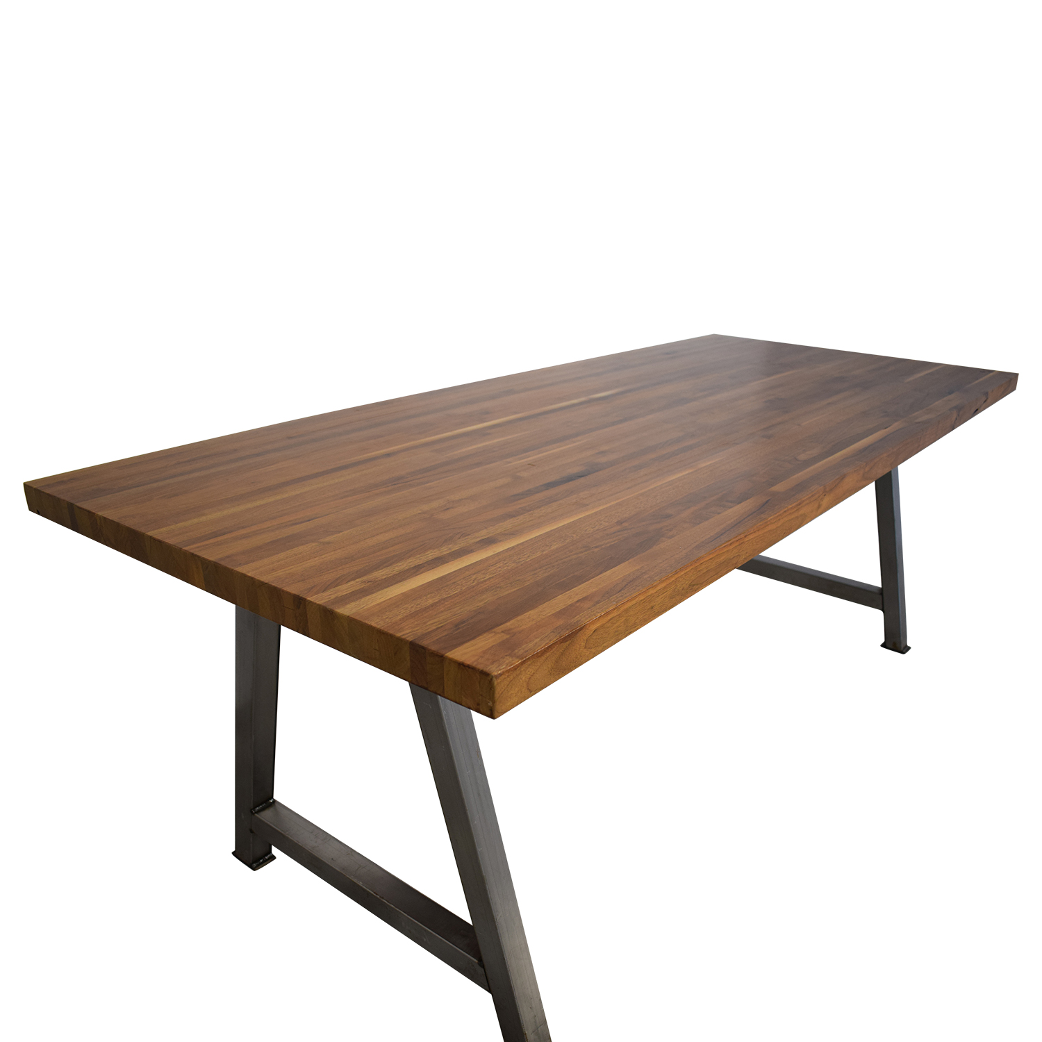 Custom Butcher Block Table Tables
