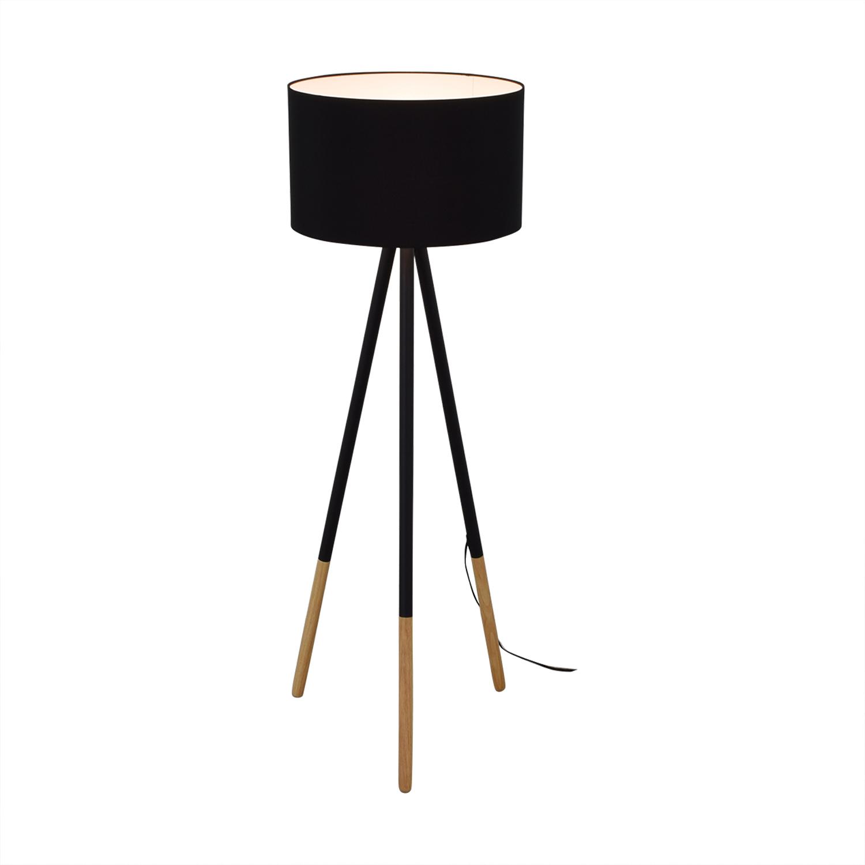 AllModern AllModern Louise Tripod Floor Lamp for sale
