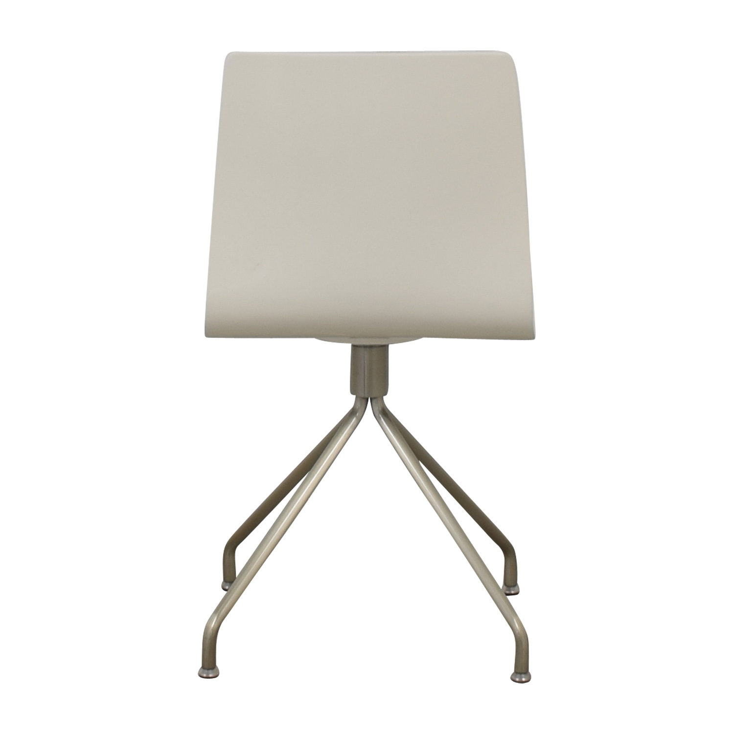 Crate & Barrel Crate & Barrel White Office Chair nyc